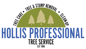 Hollis Professional Tree Service Logo