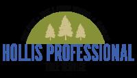 Hollis Professional Tree Service Logo